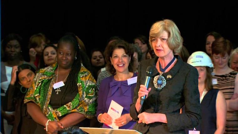 The 'Women who make London'