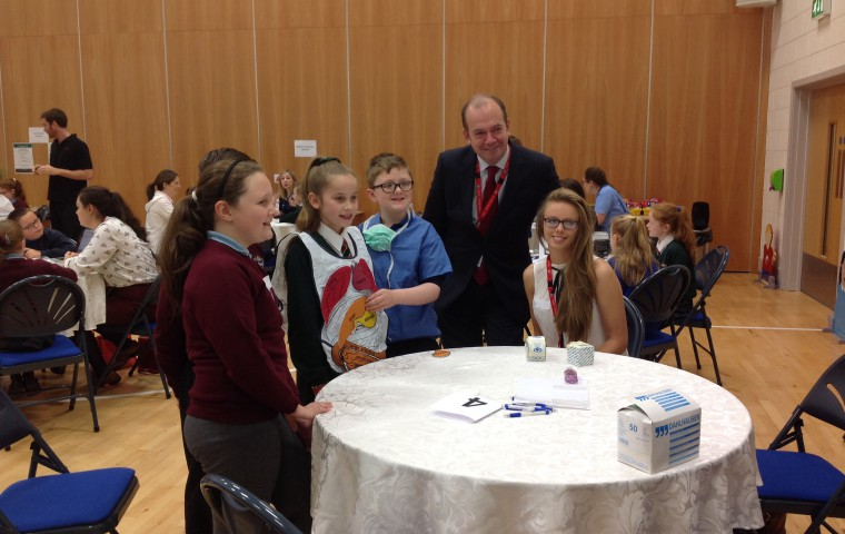 Chief Medical Officer for Northern Ireland supports Primary Futures 'Who's in Health?' campaign NI launch