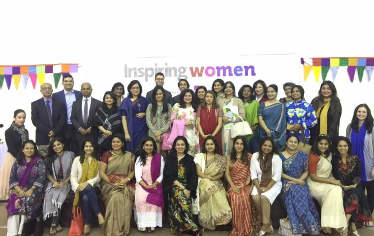 'Inspiring Women' campaign motivates students in Bangladesh