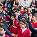 Primary-Futures-with-apprentices-and-the-PMs-Apprenticeship-Adviser-Nadhim-Zahawi-MP-Mayflower-Primary-School-–-25th-January-2016