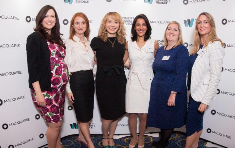 Bank of America Merrill Lynch Women's Networks win Women in Banking and Finance Team Diversity Award 2016