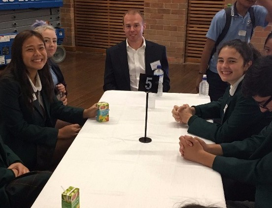 Inspiring the Future launches in Australia