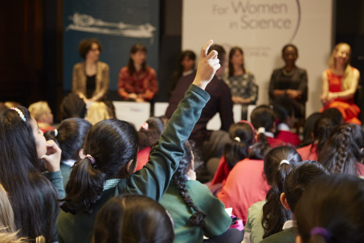 More female role models needed as over half of older teens ready to rule out a career in science