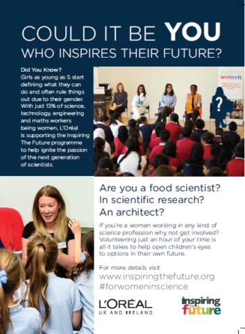 HELLO! Inspiring Women in Science