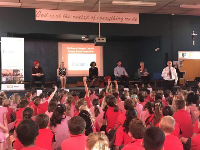 Primary Futures comes to Maidenhead