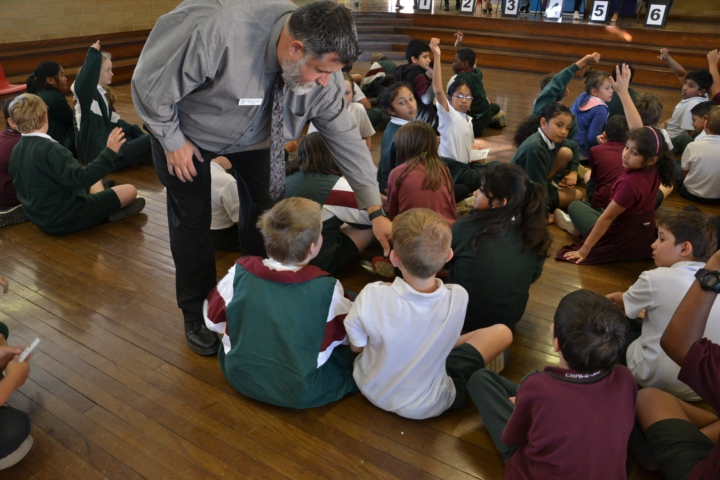 Crawford Public School host second Primary Futures Australia event