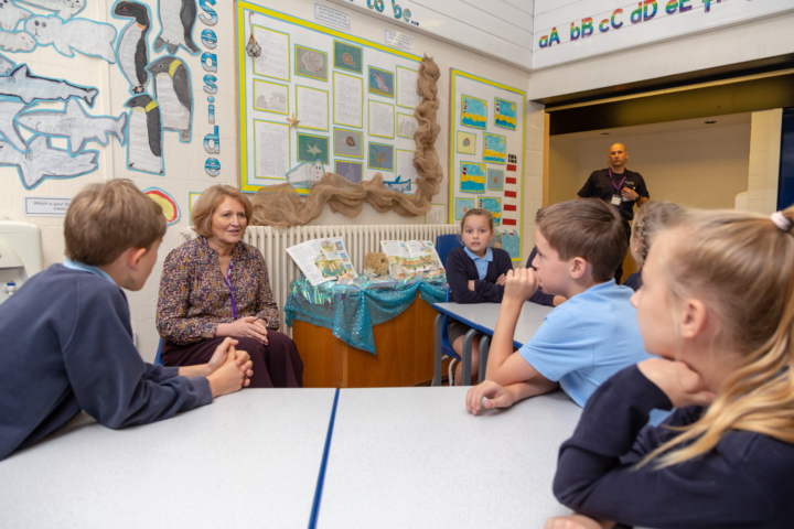Primary Futures continues to inspire Wakefield