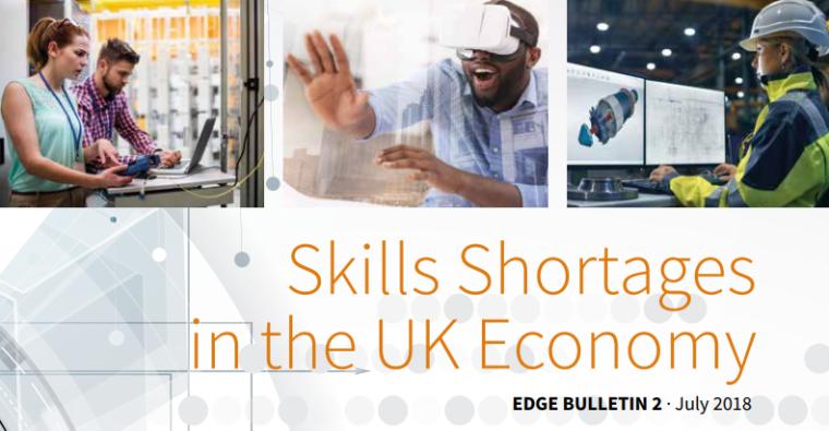 Skills shortages in the UK economy