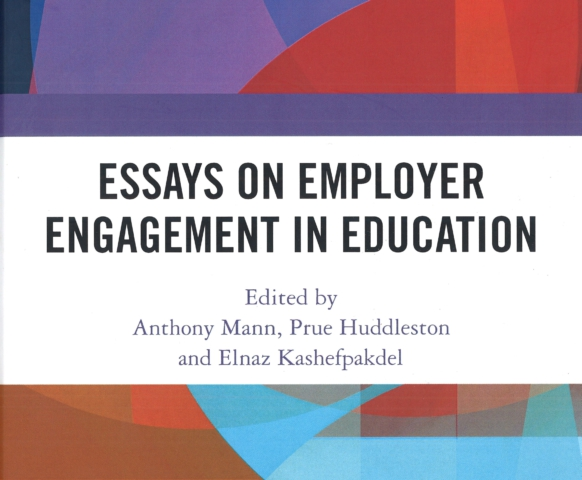 Essays on Employer Engagement in Education – Book Launch
