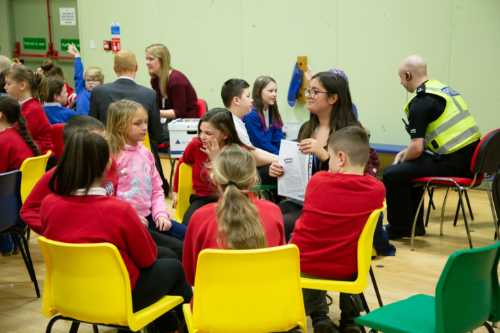 Belonging, Believing, Achieving with Primary Futures in Aberdeen