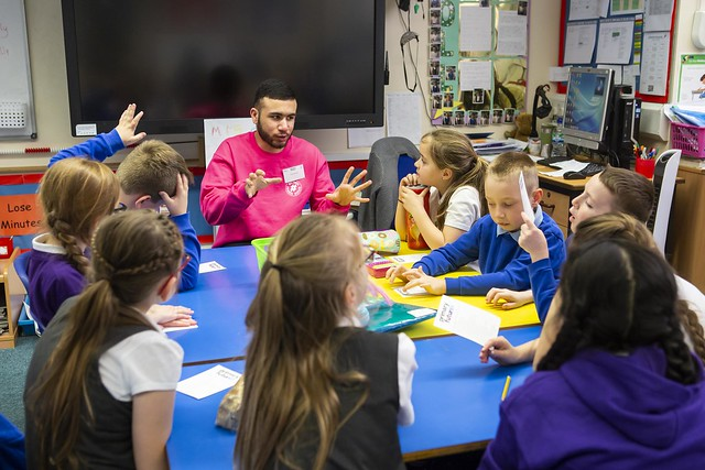 What should careers education look like in Early Years and primary settings?