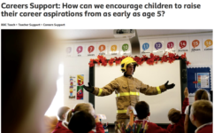 BBC shines the spotlight on an exemplary primary school