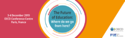Your Voice survey presented at OECD's The Future of Education Conference in Paris