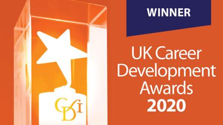 CDI UK Development Awards 2020 Winner