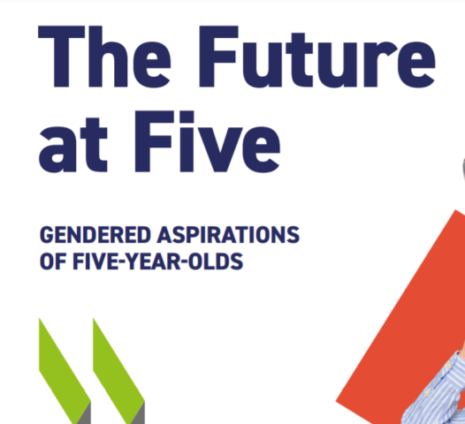 """""""The Future at Five"""" - gendered aspirations of five-year-olds"""